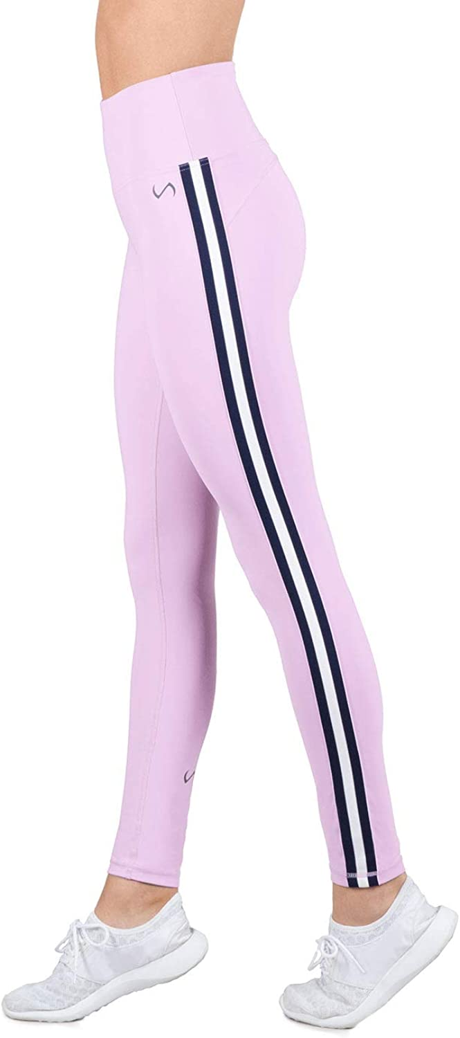 Tlf Womens Gaia Legging Workout Bottom Dusty Lilac Medium At Amazon Women S Clothing Store