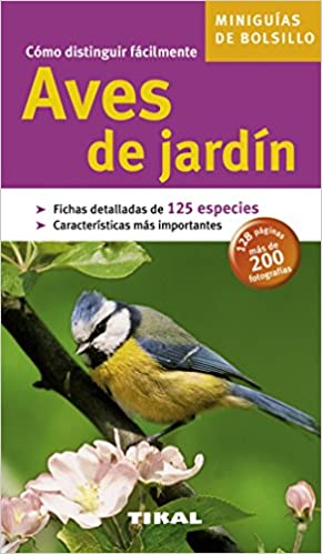 Aves De Jardin (Miniguias De Bolsillo): Amazon.es: Aa.Vv.: Libros