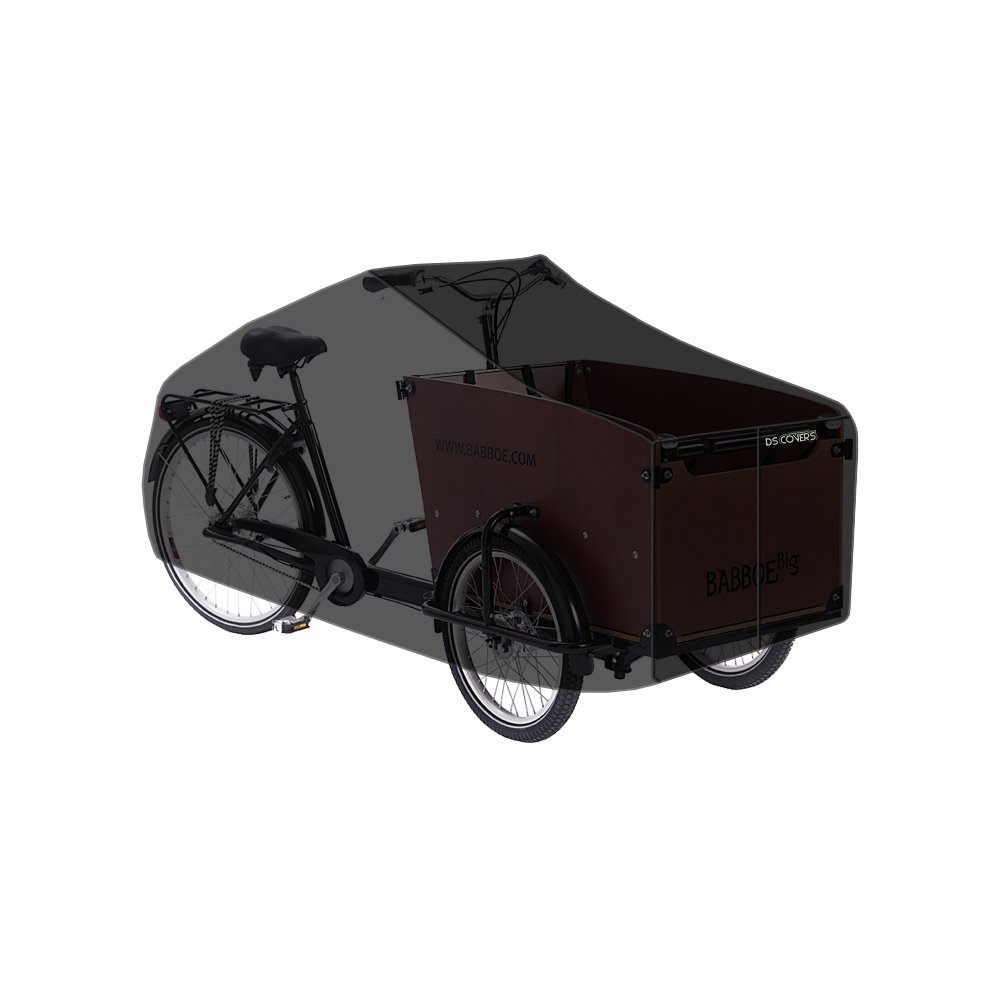 DS COVERS Cargo Bike Cover 2/W