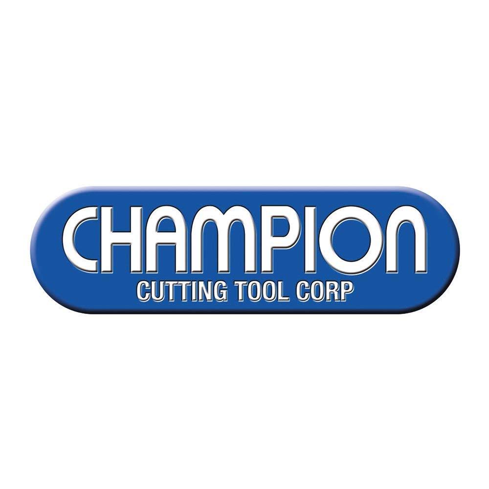 Champion Cutting Tool SMC-ARBOR-1 Sheet Metal Cutter Arbor by Champion Cutting Tool Corp