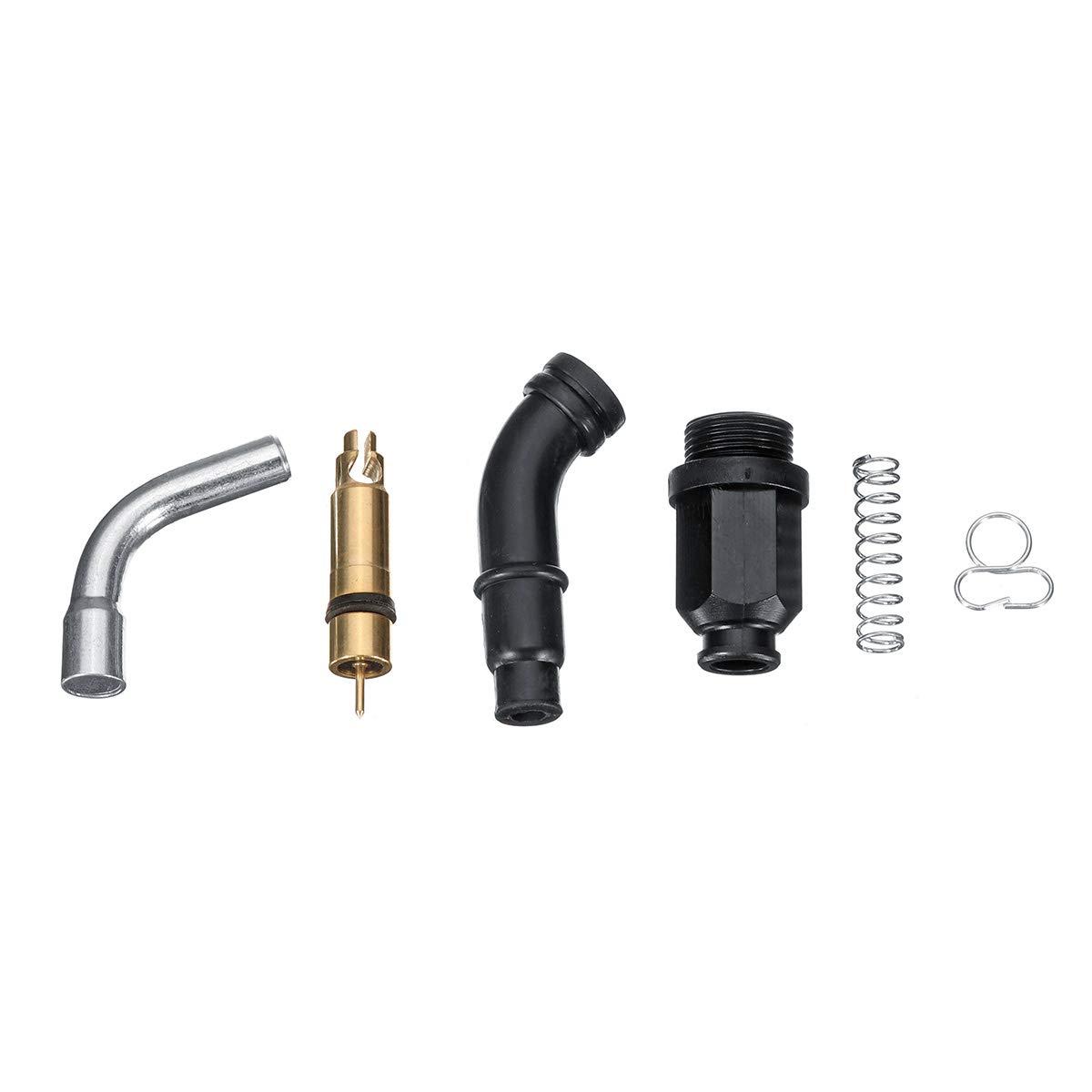 Forspero Carburador Choke Starter Kit De V/álvula para Honda TRX 300 Fourtrax 88-93