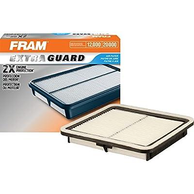 FRAM CA9997 Extra Guard Rigid Rectangular Panel Air Filter: Automotive