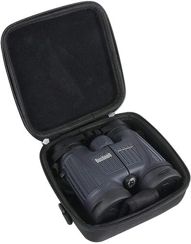 Hermitshell Hard Travel Case for Bushnell H2O Waterproof Fogproof Roof Prism Binocular 10 x 42-mm