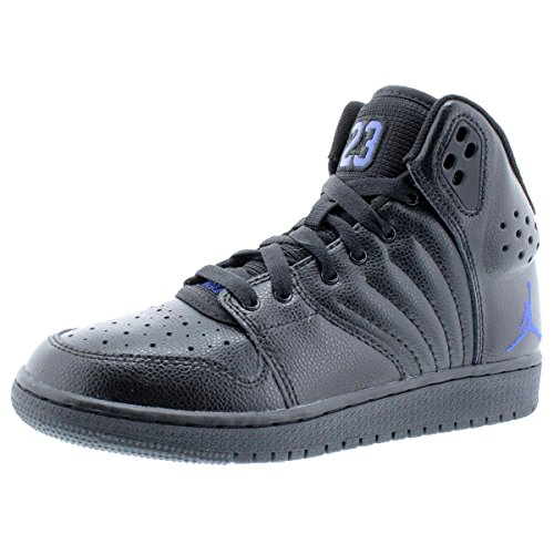 Jordan Boys 1 Flight 4 Prem BG Perforated High-Top Basketball Shoes