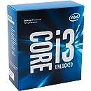 Intel 7th Generation Core i3-7350K 4.20 GHz FCLGA1151 Desktop Processor (BX80677I37350K)