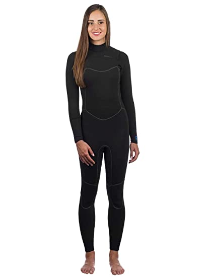 Wetsuit long Women Patagonia R1 Yulex Front Zip Wetsuit  Amazon.co.uk   Clothing 2a368688a