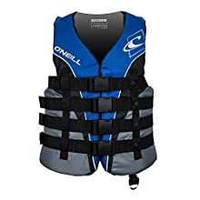 O'Neill Men's Superlite USCG Life Vest, Pacific/Smoke/Black/White,3X-Large