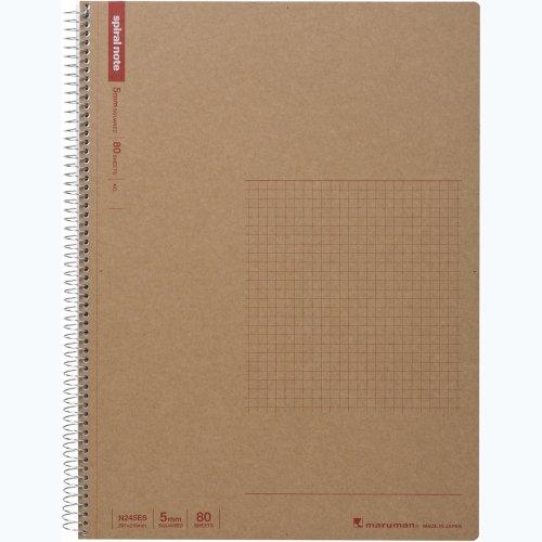 A4 Spiral Notebook - 5