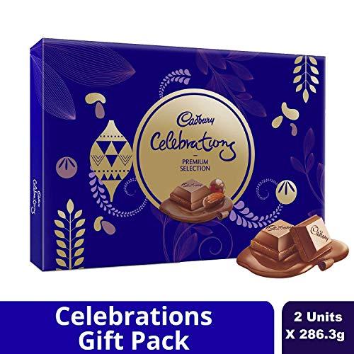 Cadbury Celebrations Premium Assorted Chocolate Gift Pack, 286.3 g (Pack of 2) 2