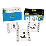 Educational Insights 2755 Hot Dots Math Flash Cards Addition