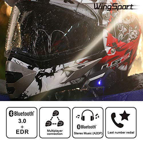 Buy bluetooth motorcycle helmet speakers