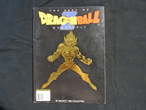 The Best of Dragonball Z Quarterly (Issue