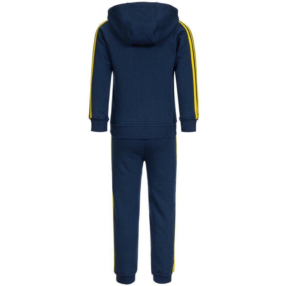 adidas - Chándal Baby Jogger ai4335, Bleu Marine/Jaune, 80: Amazon ...