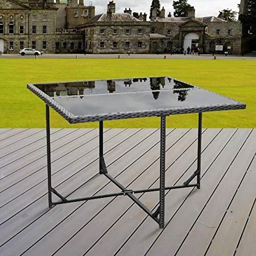 Reasons to Buy Rattan Garden Tables