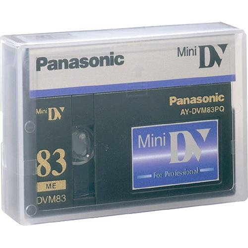 Panasonic Professional Quality Mini DV Digital