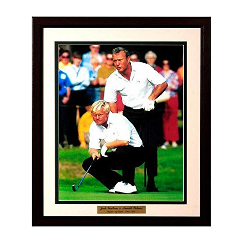 Encore Select 20x24 Deluxe Frame - Jack Nicklaus and Arnold Palmer