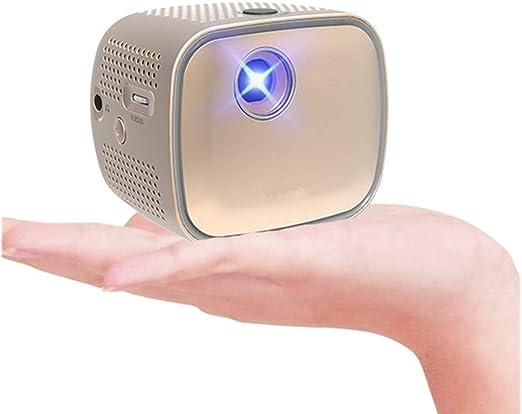 Proyector láser portátil en casa portátil de Cine en casa de Alta ...