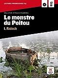 Collection Intrigues Policières. Le monstre du Poitou + CD (Fle - Intrigues Policieres)
