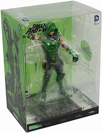New 52 Catwoman Costume - DC COMICS GREEN ARROW ARTFX+ STATUE NEW 52 VERSION (IN-STOCK) by DC Comics