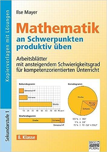 Mathematik an Schwerpunkten produktiv üben: 8. Klasse ...