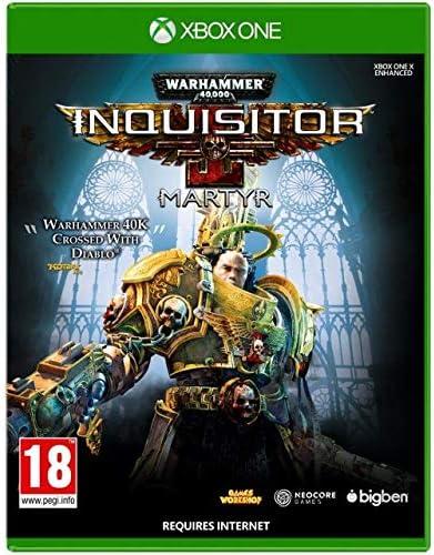 Warhammer 40.000: Inquisitor - Martyr Xbox1: Amazon.es: Videojuegos