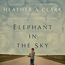 Elephant in the Sky: A Novel Audiobook by Heather A. Clark Narrated by Sabryn Rock, Matthew Edison