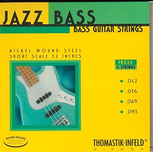 040 Nickel Round Wound Bass - 2
