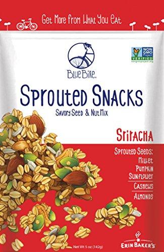 Price comparison product image Blue Bike Sprouted Snacks, Sriracha, 5 oz