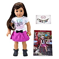 American Girl Grace - Grace Doll y libro de bolsillo - American Girl of 2015