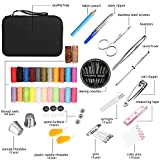Sewing Kit with Over 96 Premium Sewing Accessories,Travel Sewing Kits With Scissors, Needles, Nail Clipper and Much More,Perfect for Beginners/Adults/Kids,Best Gift Sewing Supplies