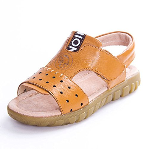 GIY Kids Opened Toe Sandal Casual Breathable Outdoor Sport Sandals Athletic Beach Shoes by GIY