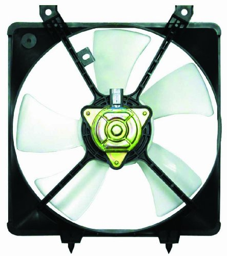 (Depo 316-55019-100 Radiator Fan Assembly)
