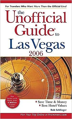 ?ZIP? The Unofficial Guide To Las Vegas 2006 (Unofficial Guides). sources Capitulo moved Facebook Cocinero Visus Minuten Fecha