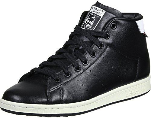 adidas white Winter Stan black black Calzado q1fzpq