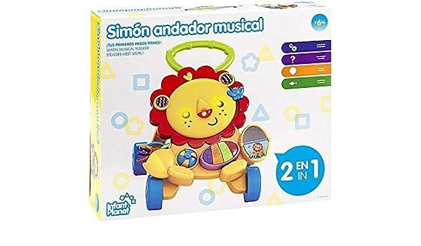 Simón Andador Musical: Amazon.es: Juguetes y juegos