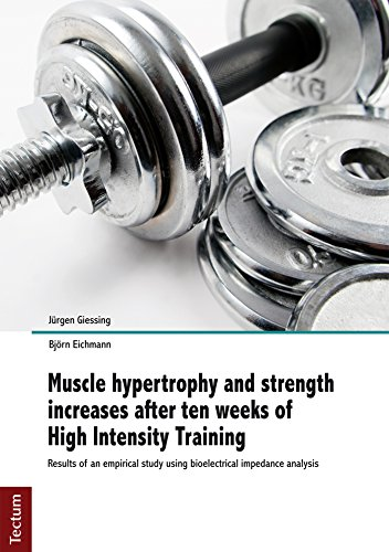 Amazon com: Muscle hypertrophy and strength increases after