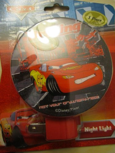 Disney.pixar Cars Night Light
