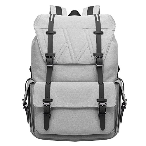 Waterproof Oxford Laptop Backpack for Men - 6