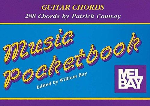 Guitar Chords Pocketbook - 1