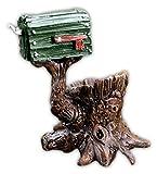 Georgetown Fiddlehead Fairy Garden 2.5″ Resin Miniature Shingletown Mailbox Review