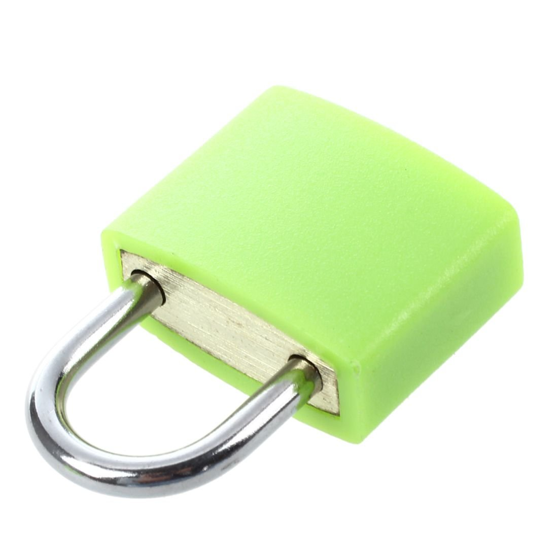 REFURBISHHOUSE Rectangle tiroirs Valise Boite a outils cadenas vert 23mm avec 2 Cles