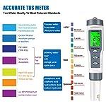 Misuratore-PH-Acqua-TDS-Misuratore-Tester-PHTDSTemp-3-in-1-Set-Misuratore-Digitale-della-qualita-dellAcqua-Auto-Calibrazione-Misurazione-ad-Alta-precisione-e-Display-LCD