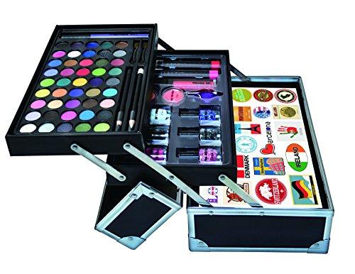 Make Up par une Direction « Où en sommes-nous maintenant » Tour Boîte sertie de cosmétique, Multi, comte 60