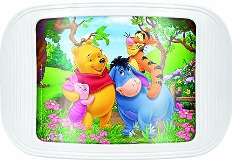 Winnie Pooh WPLUB061 Winnie the Pooh Nachtlicht, groß: Amazon.de ...