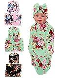 Gellwhu Baby Blankets,Newborn Baby Sleep Swaddle