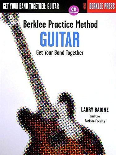 Berklee Practice Method: Guitar [Baione, Larry] (Tapa Blanda)