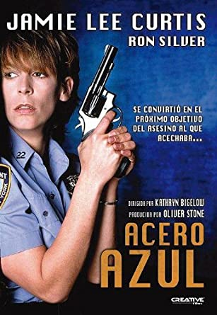 Acero Azul [DVD]: Amazon.es: Jamie Lee Curtis, Ron Silver ...