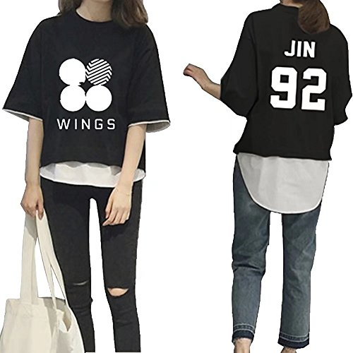 JHion Kpop BTS Shirt Kpop BTS T JHion SwOOT