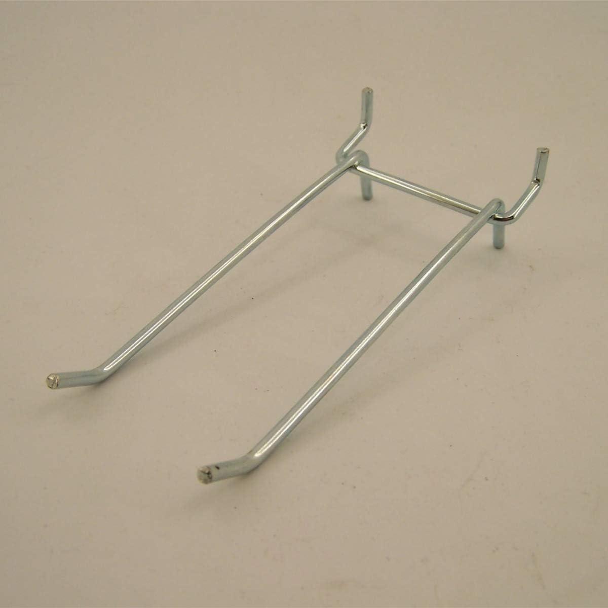 Dicoal b263s4//–/Set ganci doppio 100/mm, blister 4U