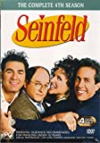 SEINFELD SEASON 4 DVD BOX SET
